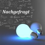 Cover des Nachgefragt Podcast