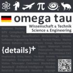 Cover des omega tau Podcast